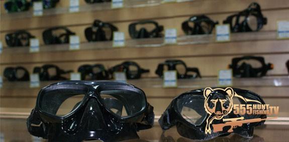 Как выбрать комплект №1 ласты маска